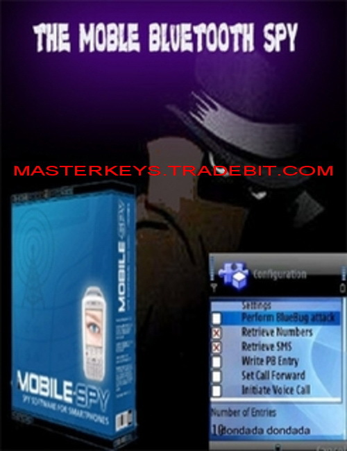 Pay for *NEW!* The Mobile BlueTooth Spy Software (Latest Version)