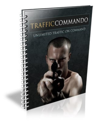 Pay for *NEW!* Traffic Commando with MRR + Premium Squeeze Page
