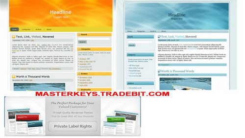 NEW!* Over 150 Premium Wordpress Templates with PLR - Download Te...