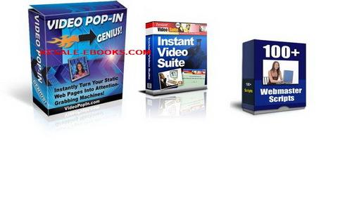 *NEW!* Video Pop In Genius PLR Bonus Advertising Software Video Pop-In Genius