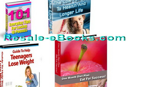 Pay for *NEW!* How To Loose Weight Fast eBooks Collection Tips
