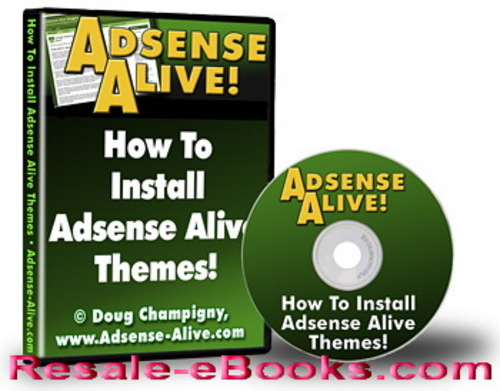 Pay for *NEW!* Adsense Alive Theme Pack Wordpress Videos MRR