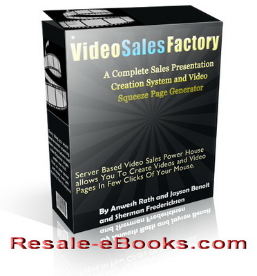 Pay for *NEW!* Video Sales Factory - Video Creation Software MRR