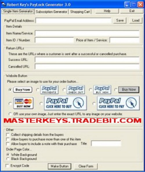 Pay for *NEW!* PayLock Generator | PayLock PayPal Button Maker - Protect your Paypal download