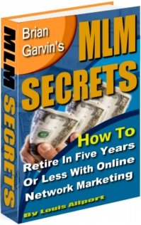 Pay for *NEW*  MLM Secrets - How to Retire in 5 Years or Less!!! - RESELL Rights