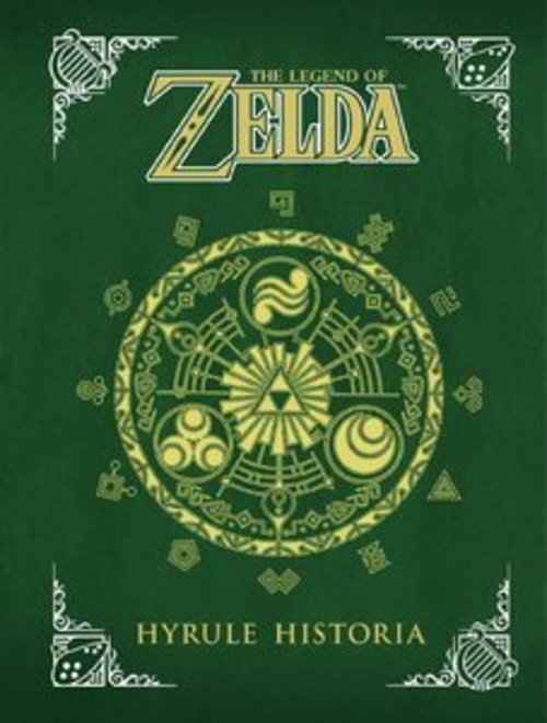 Pay for *NEW!* The Legend of Zelda eBook: Hyrule Historia