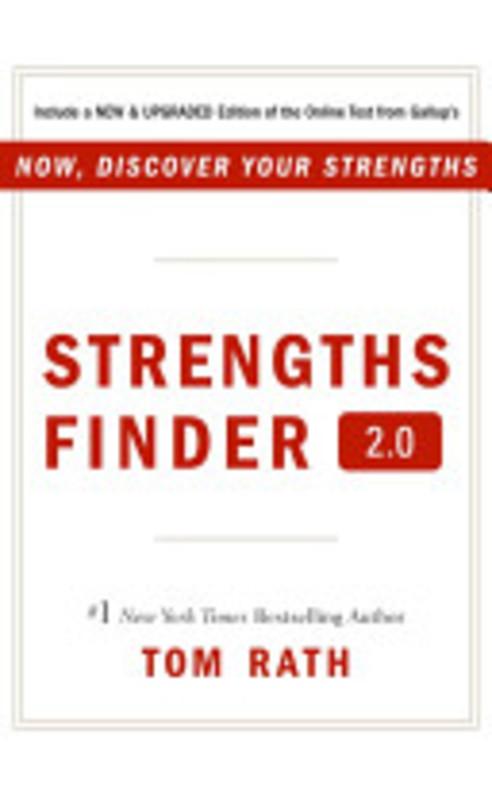 Pay for *NEW!* StrengthsFinder 2.0 (PDF, EPUB) by Tom Rath