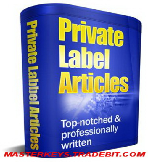 *NEW!*  9,000+ PLR Articles Resell Rights & Reseller Site  - PRIVATE LABEL RIGH
