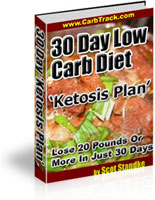30daysmall *NEW!* 30 Day Low Carb Diet Ketosis Plan | Lose 20 Pounds Or More In Just 30 Days