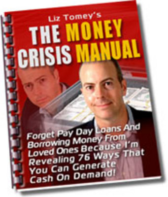 *NEW!*  The Money Crisis Manual with Resale Rights