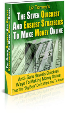 Pay for *NEW!* Seven Quickest & Easiest Strategies To Make Money MRR