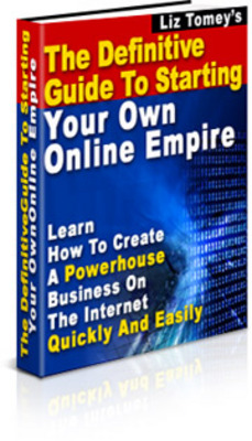 Pay for *NEW!* The Definitive Guide To Starting Your Own Online