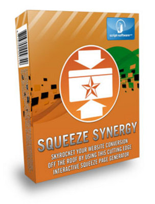Pay for *NEW!* Squeeze Synergy With Resale Rights