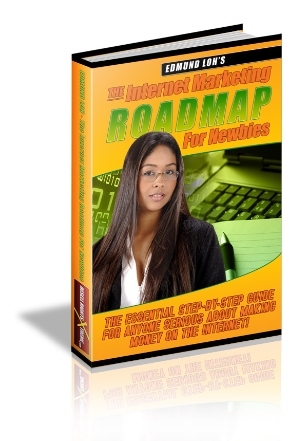 *NEW!* Edmund Loh's The Internet Marketing Roadmap For Newbies - Master Resale Rights