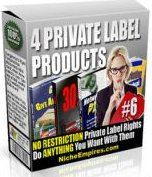 *NEW!* Private Label Rights Special Offer 6 - PRIVATE LABEL RIGHTS INCLUDED!
