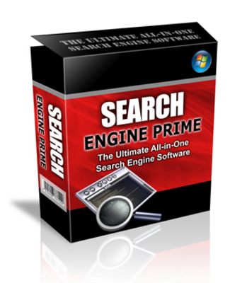 Pay for *NEW!*  Search Engine Prime with Master Resale Rights