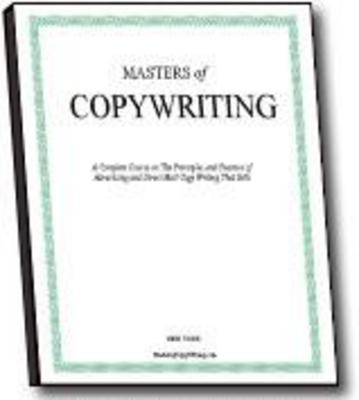 *NEW!* Masters of Copywriting - License Opportunity - Practice of Writing Advertising