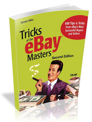 *NEW!* Tricks of the eBay Masters by Miller, Michael 2nd Edition