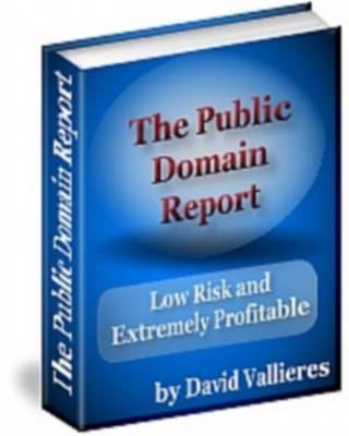 Pay for  *NEW!* Public Domain Reports - Master Resale Rights