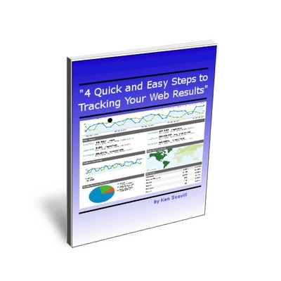 Pay for  *NEW!* 4 Quick and Easy Steps to Tracking Your Web Results -Master Resale Rights