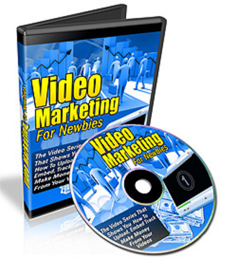 Pay for  *NEW!* Video Marketing For Newbies -Master Resale Rights