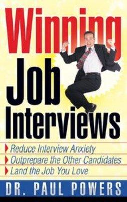 *NEW!* Winning Job Interviews : Reduce Interview Anxiety