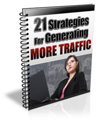 *NEW!* 21 Traffic Generation Strategies
