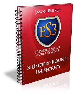 *NEW!* 3 Underground IM Secrets - Resale Rights