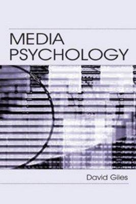 *NEW!*  David Giles - Media Psychology