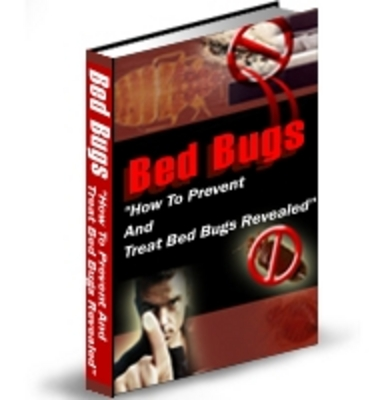 *NEW!* Bed Bugs Uncovered - How to Prevent and Bed Bugs Revealed - Private Label Rights