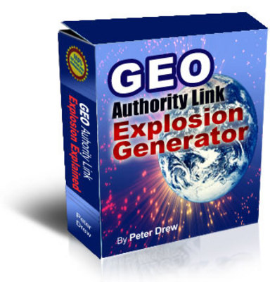 Pay for  *NEW!*  GEO Authority Link Explosion Generator