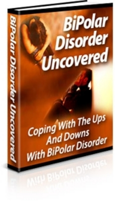 6476738 bipolar cover m *NEW!* BiPolar Disorder Uncovered    Private Label Rights   Bipolar Disorder Manual