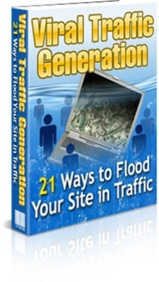 Pay for  *NEW!*  Viral Traffic Generation - Private Label Rights