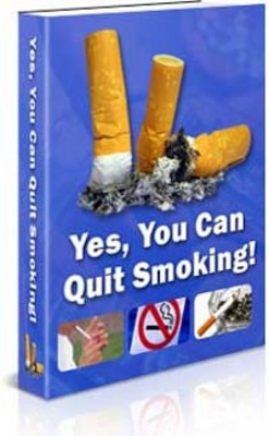 Pay for  *NEW!*Yes, You Can Quit Smoking! -Master Resale Rights