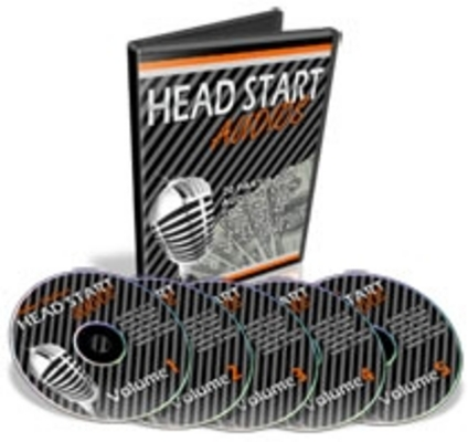 *NEW!* Head Start Audios For Internet -Master Resale Rights