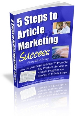 Pay for  *NEW!* 5 Steps to Article Marketing Success  -MRR