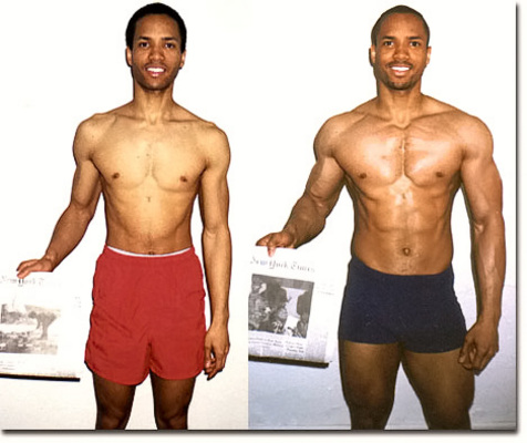 *NEW!* The Secrets To Gaining Muscle Mass Fast by Anthony