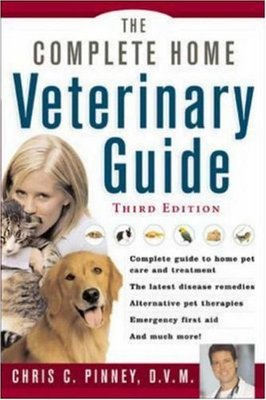 Pay for  *NEW!*  The Complete Home Veterinary Guide
