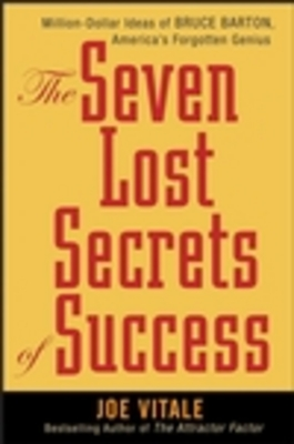 Pay for *NEW!* The Seven Lost Secrets of Success: Million Dollar