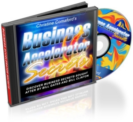 Pay for  *NEW!*  Business Accelerator Secrets - Private Label Rights