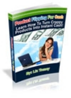 Pay for  *NEW!* Product Flipping For Easy Cash $50 -$100 A Day -MRR