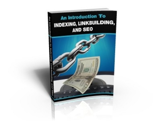 Pay for  *NEW!* An Introduction To Indexing,Linkbuilding,and SEO-MRR