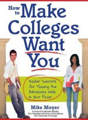 Pay for  *NEW!* How to Make Colleges Want You eBook
