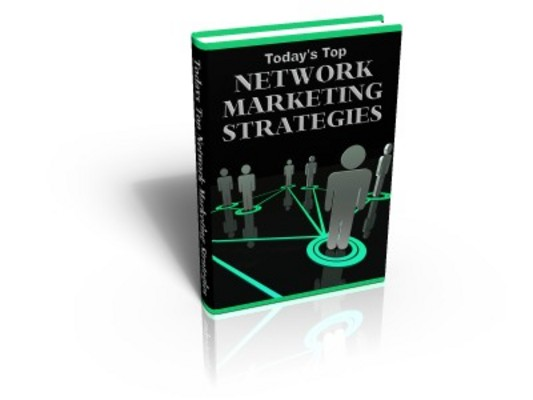 *NEW!* Today s Top Network Marketing Strategies - MRR