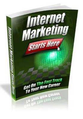 Pay for  *NEW!* Internet Marketing Starts Here -Master Resale Rights