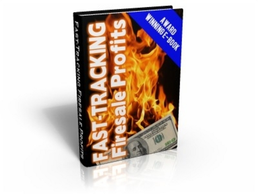 *NEW!*  Fast-Tracking Firesale Profit -Master Resale Rights