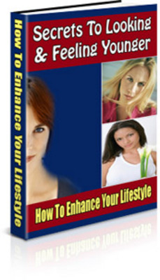 Pay for *NEW!* Secrets To Looking & Feeling Younger - MRR