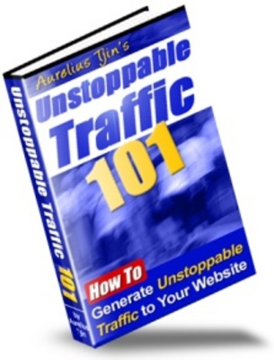 Pay for *NEW!* Unstoppable Traffic 101 Generate Traffic with MRR