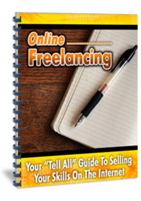 Pay for *NEW!* Online Freelancing with Master Resell Rights