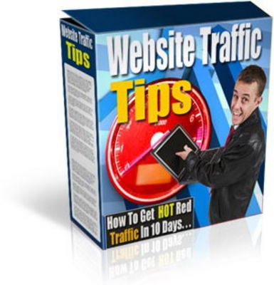 Pay for *NEW!* Website Traffic Tips with Master Resell Rights